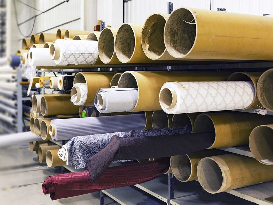 setor têxtil americana