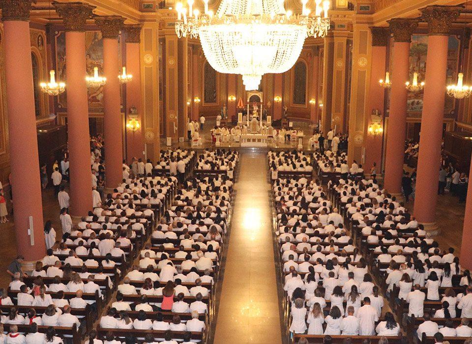 basílica santo antônio em americana