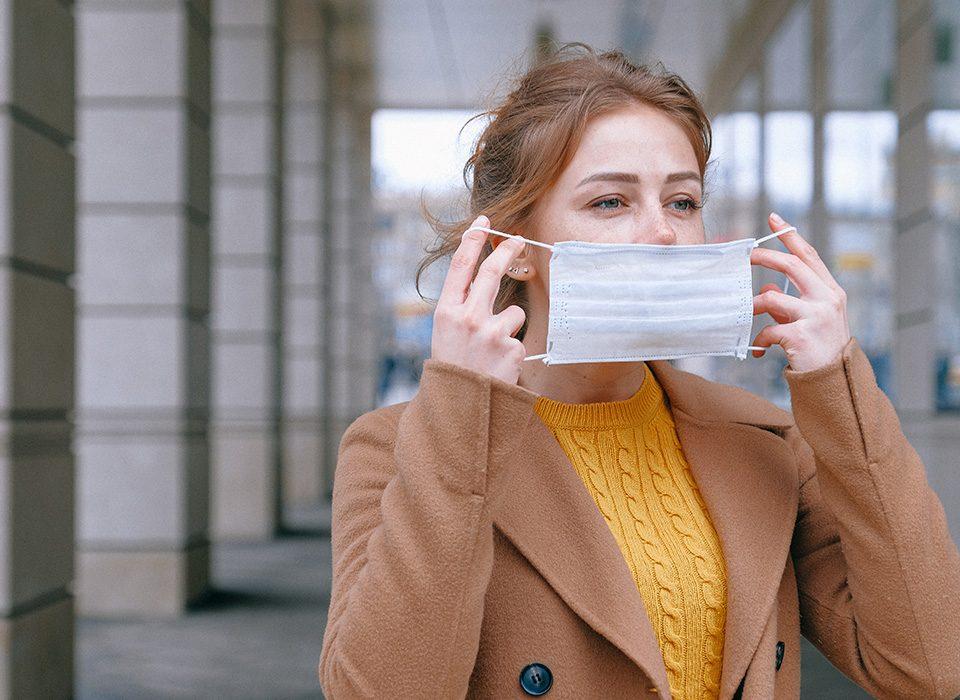 Senai-SP produz e doa máscaras descartáveis