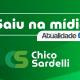 Chico Sardelli é eleito prefeito de Americana